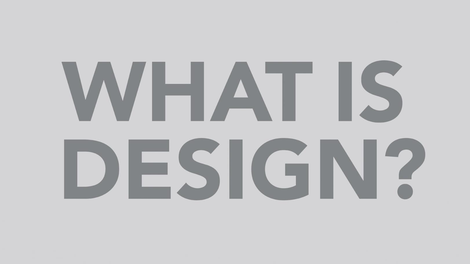 Design Is Not How It Looks, It's How It Works!