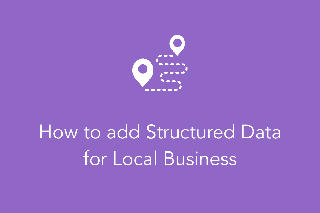 Structured Data for Local Business