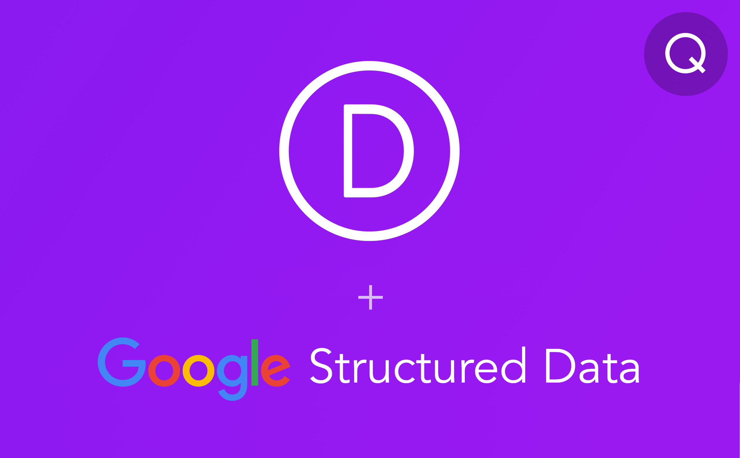 Google Structured data in Divi theme