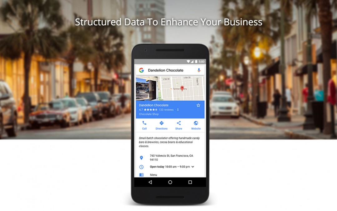 Fully Utilize Structured Data To Enhance Your Business