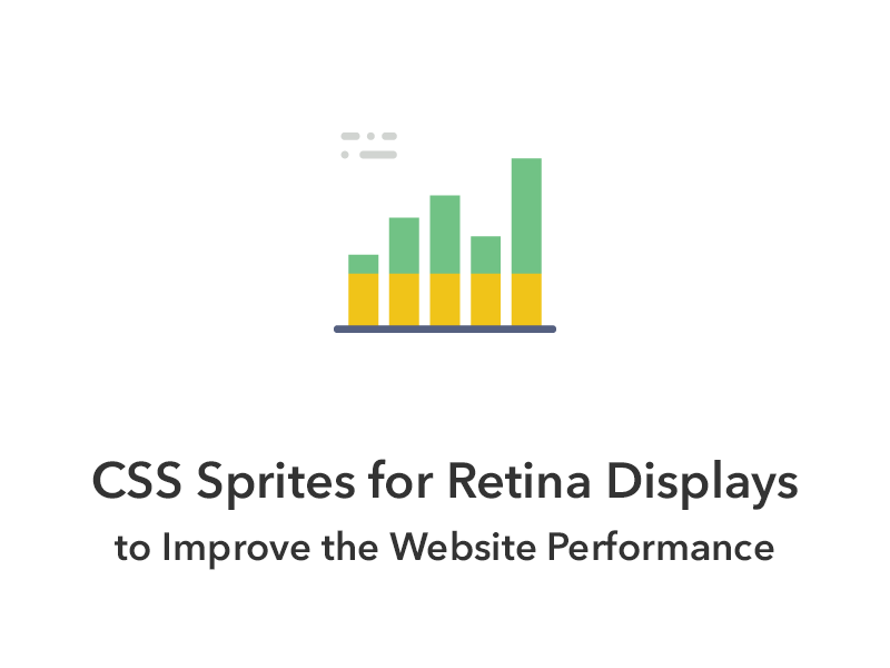 How to use CSS Sprites for Retina Displays to Improve the Website Performance